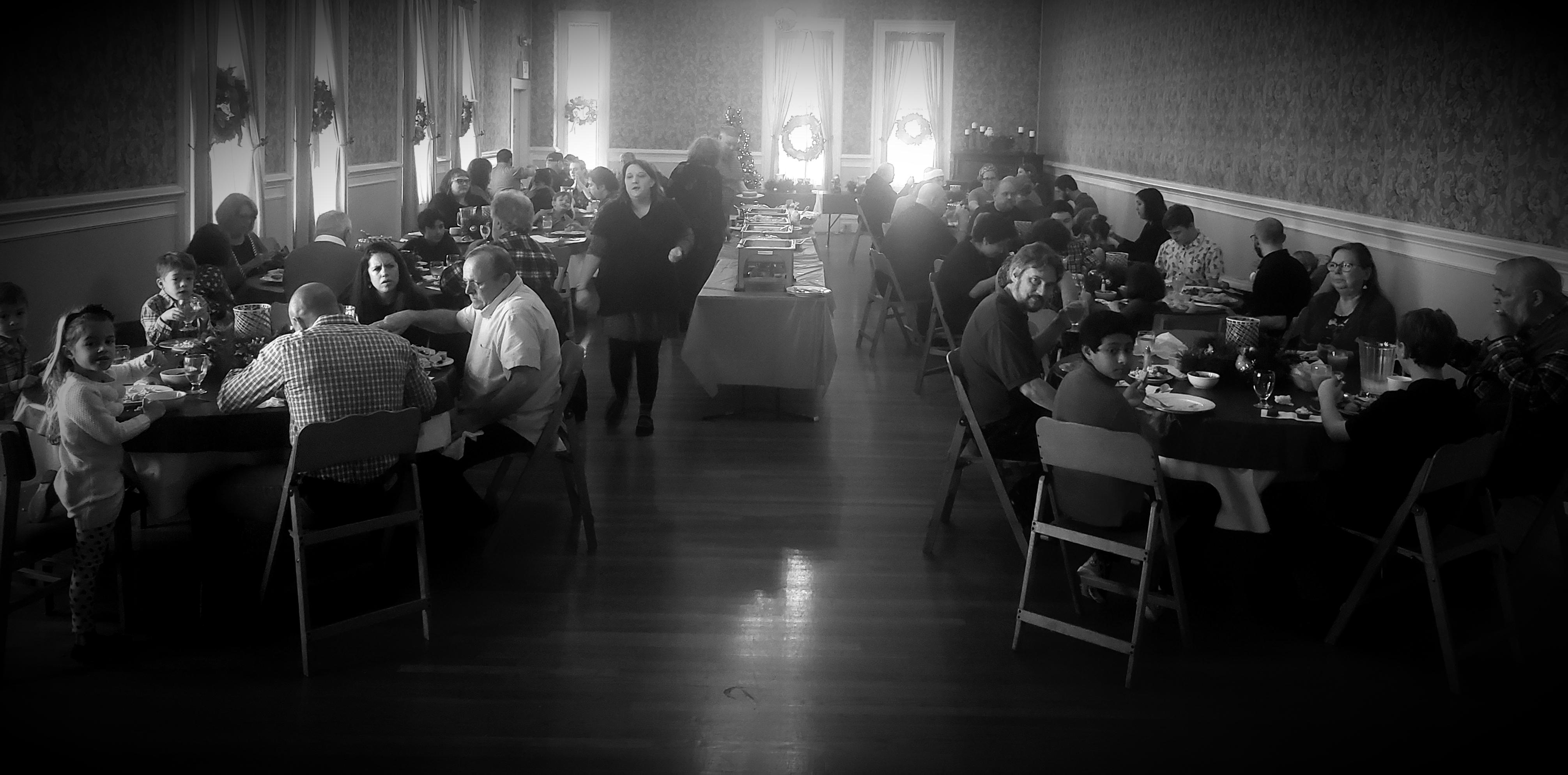 2018 Masonic Holiday Lunch