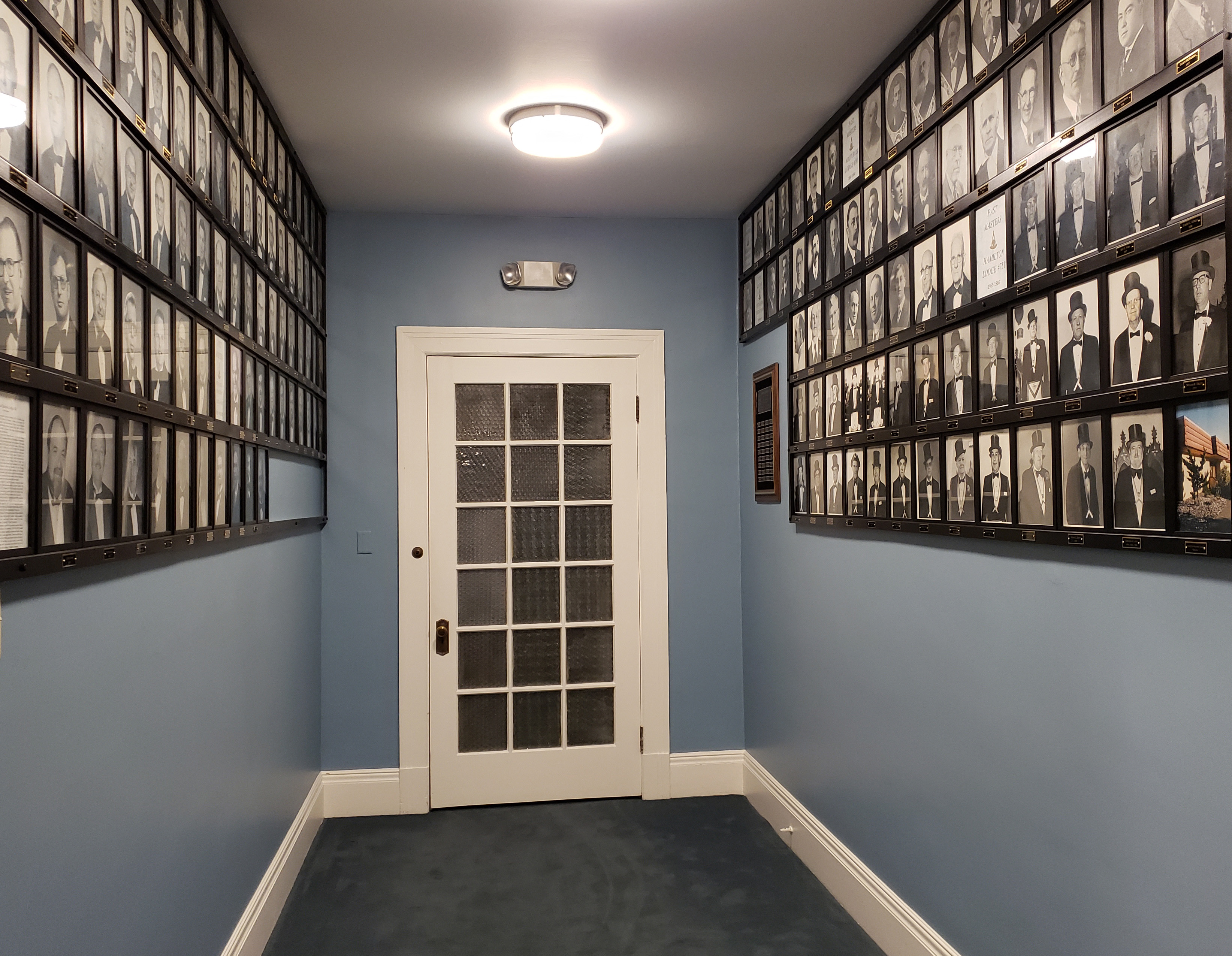 Past Master Gallery