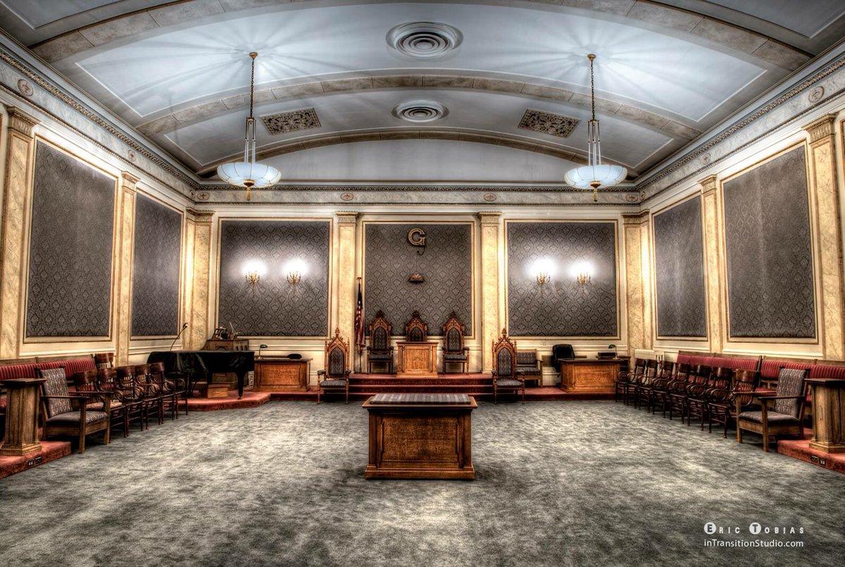 Petaluma hamilton Lodge 180 Lodge room